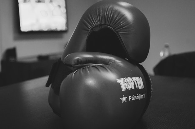 Traditional vs Modern Intranet Software Boxing Gloves Image