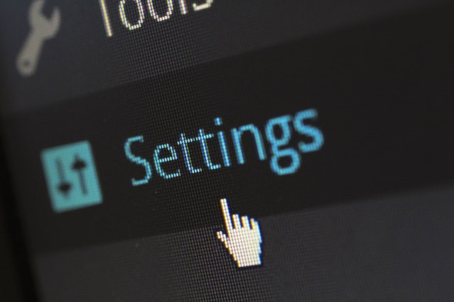 Intranet Software Settings