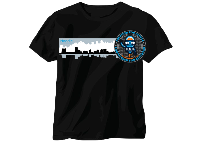 Noodle Intranet Software T-Shirt Giveaway
