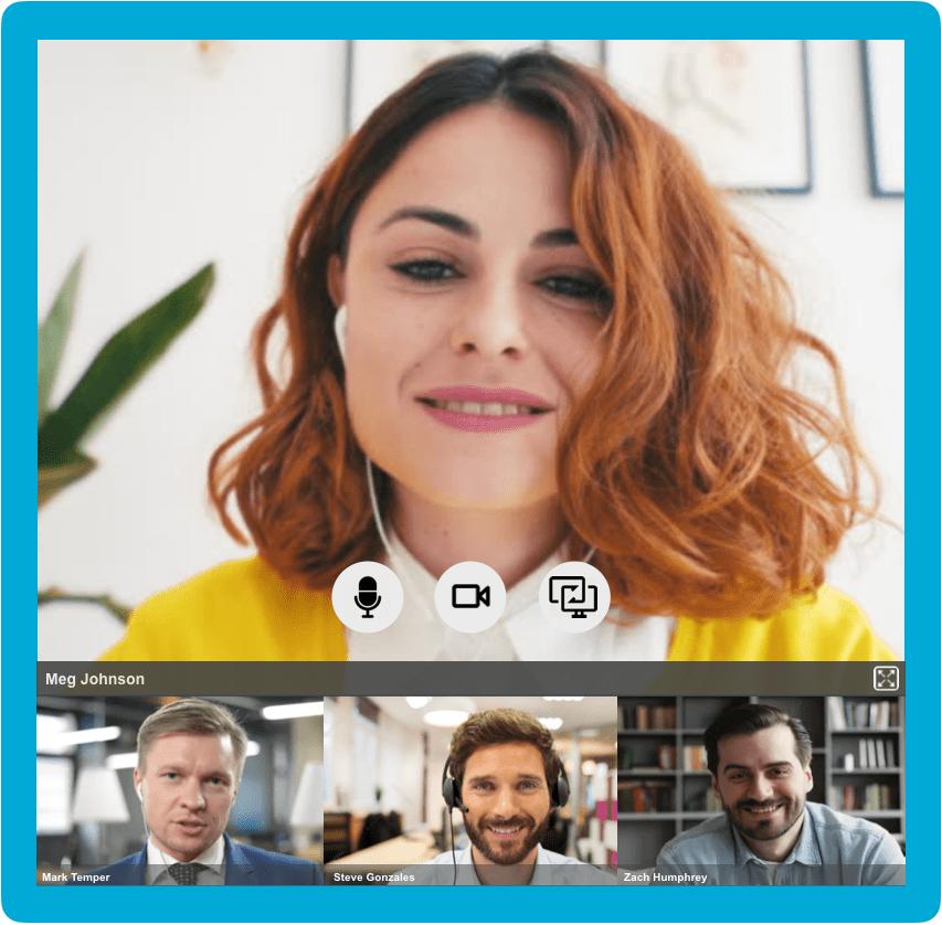 Collaboration Web Conferencing